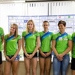 20170802: SLO, Athletics - Team Slovenia for IAAF World Championships London 2017