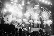 Iron Maiden live at Ippodromo di San Siro. Milan, Italy. 2018.