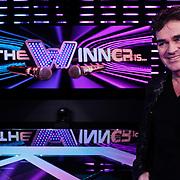 NLD/Hiversum/20120123 - Presentatie van nieuwe zangspelprogramma The Winner is …,  presentator Jeroen van der Boom