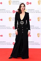 Ruth Wilson attending the Virgin Media BAFTA TV awards, held at the Royal Festival Hall in London. Photo credit should read: Doug Peters/EMPICS