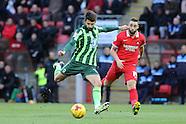 Leyton Orient v AFC Wimbledon 281115