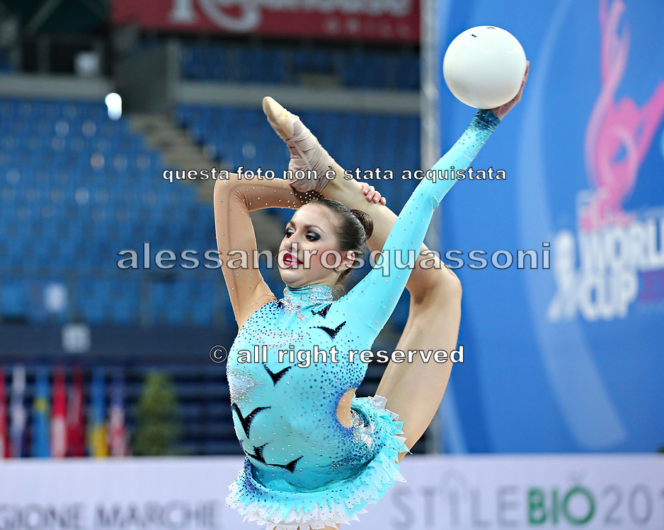 Harutyunyan Lilit was born in 1995 is Armenian rhythmic gymnast.