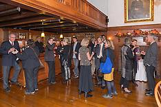Reception after the Service of Remembrance Pierre Capretz