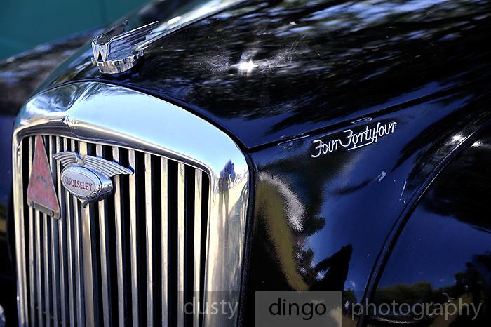 2011 Classic Car Show, Whiteman Park, Perth, Western Australia. March 20, 2011