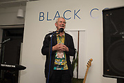 MARTIN PARR, Opening of the Martin Parr Foundation party,  Martin Parr Foundation, 316 Paintworks, Bristol, BS4 3 EH  20 October 2017