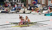 Henley-On-Thames, Berkshire, UK., Princess Grace Challenge Cup, Leander Club, Sunday, 15/08/2021,  Henley Reach, River Thames, Thames Valley 2021 Henley Royal Regatta  [ Mandatory Credit © Intersport Images],