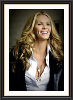 Elle Macpherson <br /> Museum-quality Archival signed Framed Print