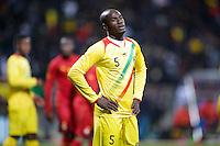 Idrissa Coulibaly  - 31.03.2015 - Ghana / Mali  - Match amical<br /> Photo : Andre Ferreira / Icon Sport