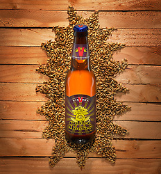 Golden Monkey Ale with Malted Barley