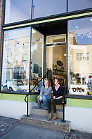 Maiden Astoria, a small artisan boutique store in Astoria, Oregon.