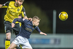 Falkirk's John Baird. Falkirk 2 v 0 Livingston, Scottish Championship game played 29/12/2015 at The Falkirk Stadium.