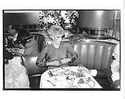 Pat Buckley NY. 1989. © Copyright Photograph by Dafydd Jones 66 Stockwell Park Rd. London SW9 0DA Tel 020 7733 0108 www.dafjones.com