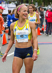Tufts Health Plan 10K for Women Jen Rhines sets American Masters record