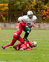 LMS versus MRMS football October 22, 2011.