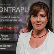 NLD/Amsterdam/20120910 - Perspresentatie toneelstuk Contrapunt, Janke Dekker