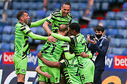 Oldham Athletic v Forest Green Rovers 080521
