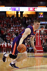 15 January 2016: Adam Wing(12) during the Illinois State Redbirds v Evansville Purple Aces at Redbird Arena in Normal Illinois (Photo by Alan Look)