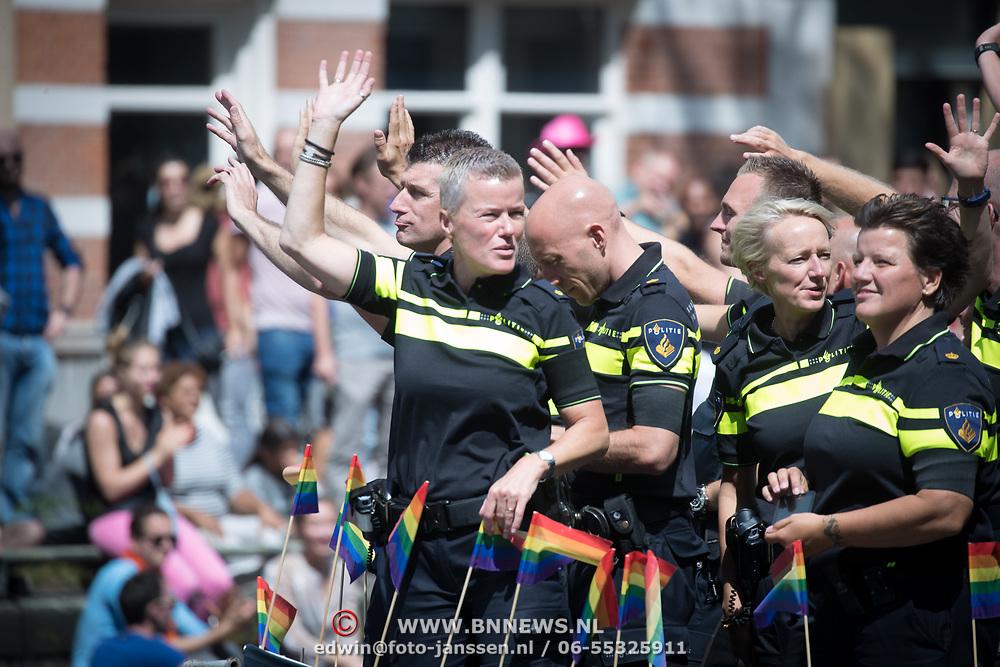 NLD/Amsterdam//20170805 - Gay Pride 2017, Ellie Lust