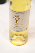 Y de Chateau d'Yquem, i-greque. 2000. Bordeaux, France
