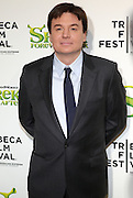 """21 April 2010- New York, NY- Mike Meyers at The World Premiere of Dreamwork Animation's """" Shrek Forever After """" for the Opening Night of the 2010 Tribeca Film Festival held at the Zeigfeld Theater on April 21, 2010 in New York City."""