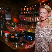 NLD/Amsterdam/20121126 - Bekendmaking FHM 500 Mooiste Meisjes 2012, model Wendy Kristy Hoogerbrugge