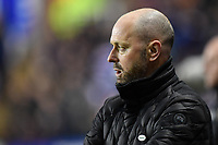 Football - 2019 / 2020 Emirates FA Cup - Fifth Round: Reading vs. Sheffield United<br /> <br /> Reading manager Mark Bowen, at the Madejski Stadium.<br /> <br /> COLORSPORT/ASHLEY WESTERN