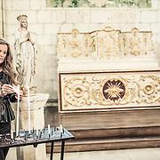 NLD/Amsterdam//20140327 - Presentatie deelnemers Op Zoek naar God 2014,