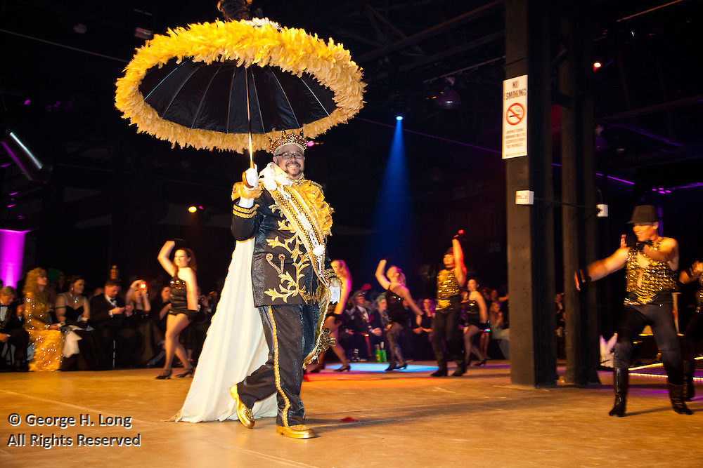 "Presentation of King Satyricon VIII; Satyricon Ninth Bal Masque: ""The Mickey Ball"""