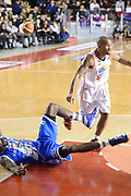DESCRIZIONE : Roma Lega serie A 2013/14 Acea Virtus Roma Banco Di Sardegna Sassari<br /> GIOCATORE : Johnson Linton<br /> CATEGORIA : a terra<br /> SQUADRA : Banco Di Sardegna Dinamo Sassari<br /> EVENTO : Campionato Lega Serie A 2013-2014<br /> GARA : Acea Virtus Roma Banco Di Sardegna Sassari<br /> DATA : 22/12/2013<br /> SPORT : Pallacanestro<br /> AUTORE : Agenzia Ciamillo-Castoria/ManoloGreco<br /> Galleria : Lega Seria A 2013-2014<br /> Fotonotizia : Roma Lega serie A 2013/14 Acea Virtus Roma Banco Di Sardegna Sassari<br /> Predefinita :