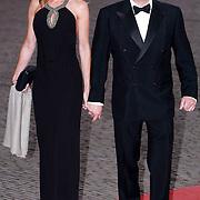 NLD/Apeldoorn/20070901 - Viering 40ste verjaardag Prins Willem Alexander, aankomst Prince Kardam and Princess Miriam van Tirnovo of Bulgaria