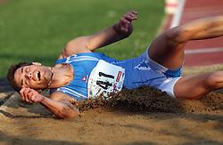 Andrej Batagelj at Athletic National Championship of Slovenia, on July 20, 2008, in Stadium Poljane, Maribor, Slovenia. (Photo by Vid Ponikvar / Sportal Images).