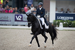 Heylen Tom, BEL, Jar of Ballmore<br /> World Championship Young Dressage Horses <br /> Ermelo 2016<br /> © Hippo Foto - Dirk Caremans<br /> 29/07/16