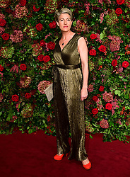 Tamsin Greig attending the Evening Standard Theatre Awards 2018 at the Theatre Royal, Drury Lane in Covent Garden, London.