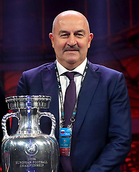 File photo dated 30-11-2019 of Russia manager Stanislav Cherchesov. Issue date: Tuesday June 1, 2021.