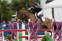 Kessler Reed (USA) - Mika<br /> Horseware GP CSI 2*<br /> Wellington 2012<br /> © Hippo Foto - Cealy Tetly