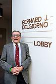Bernie DelGiorno Lobby Dedication