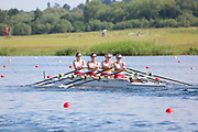 Race: 71  Event: Women's Quad Sculls - Championship - Heat<br /> <br /> National Schools Regatta 2018<br /> Sunday<br /> <br /> To purchase this photo, or to see pricing information for Prints and Downloads, click the blue 'Add to Cart' button at the top-right of the page. The Metropolitan Regatta 2018