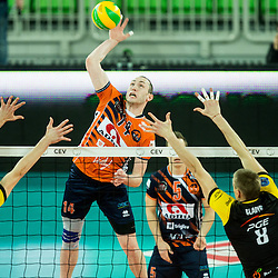20170119: SLO, Volleyball - 2017 CEV Volleyball Champions League, ACH Volley vs PGE Skra Belchatow