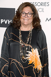Fern Mallis attends the Accessories Council's 21st Annual celebration of the ACE awards at Cipriani 42nd Street in New York, NY, on August 7, 2017. (Photo by Anthony Behar) *** Please Use Credit from Credit Field ***