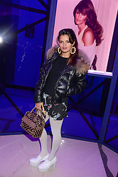 BIP LING at a party to celebrate 25 years of John Frieda held at Claridge's, Brook Street, London on 29th October 2013.