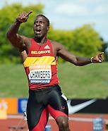 Sainsburys British Athletics 290614