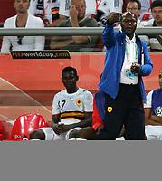 Koln 11/6/2006 World Cup 2006<br /> <br /> Angola Portugal - Angola Portogallo 0-1<br /> <br /> Photo Andrea Staccioli Graffitipress<br /> <br /> De Oliveira Goncalves, Angola trainer