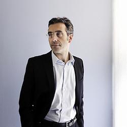 "PARIS, FRANCE. DECEMBER 16, 2010. Dominique Reynie, at Le Monde's offices. He's a Political Sciences' teacher at ""Sciences Po"" and the head of Fondapol (Fondation pour l'innovation politique - Political innovation's foundation).  (photo: Antoine Doyen)"