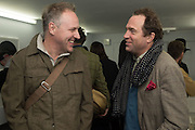 SIMON MILLS; TOBY MOTT, Dennis Morris: Public Image Ltd - First Issue to Metal Box - private view, ICA, LONDON. 22 MARCH 2016