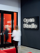 Red Hat Open Studio | Perkins and Will | Raleigh, North Carolina