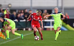 Olivia Fergusson of Bristol City Women - Mandatory by-line: Paul Knight/JMP - 20/05/2017 - FOOTBALL - Stoke Gifford Stadium - Bristol, England - Bristol City Women v Liverpool Ladies - FA Women's Super League Spring Series