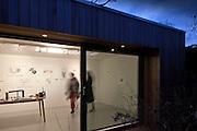ecospace studios. artist studio. south london