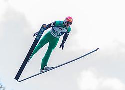 12.10.2014, Montafoner Schanzenzentrum, Tschagguns, AUT, OeSV, Oesterreichische Staatsmeisterschaften Ski Nordisch, im Bild Marco Pichelmayer, (AUT)// during Austrian Nordic Ski Championships at the Montafoner Schanzenzentrum, Tschagguns, Austria on 2014/10/12. EXPA Pictures © 2014, EXPA/ Peter Rinderer