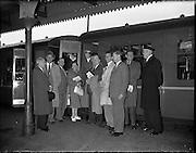 CIE - Continental Press Party on Radio Train <br />11/06/1959