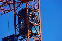 Construction tower crane operator.